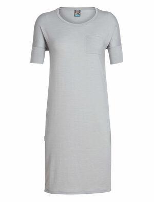 女款 Cool-Lite™ Yanni T恤连衣裙 柔软亲肤、运动风十足的Yanni T恤连衣裙选用Cool-Lite™面料,具有自然轻盈,触感丝滑,略带弹性的特点,在夏季带给您一整天的舒适穿着体验。
