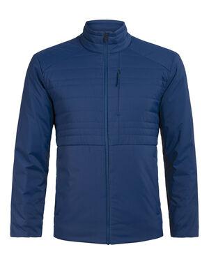 男款 MerinoLoft™ Tropos夹克 Tropos夹克以可持续采购的纤维制成,内置merinoloft™保暖层,是一款轻盈、防风雨的高性能男款外套。