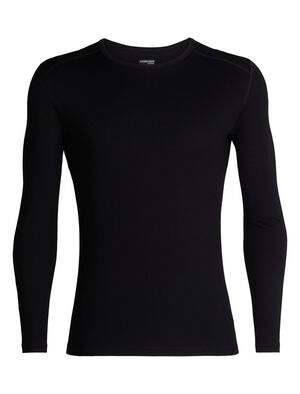 Heren 260 Tech Long Sleeve Crewe De 260 Tech Long Sleeve Crewe is een middelzware base layer voor heren, een echte winterlaag voor koude weersomstandigheden.
