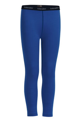 Kids Merino 200 Oasis Thermal Leggings Lightweight wool base layer bottoms for year-round layering performance, the soft and breathable 200 Oasis Leggings feature 100% merino wool jersey fabric.
