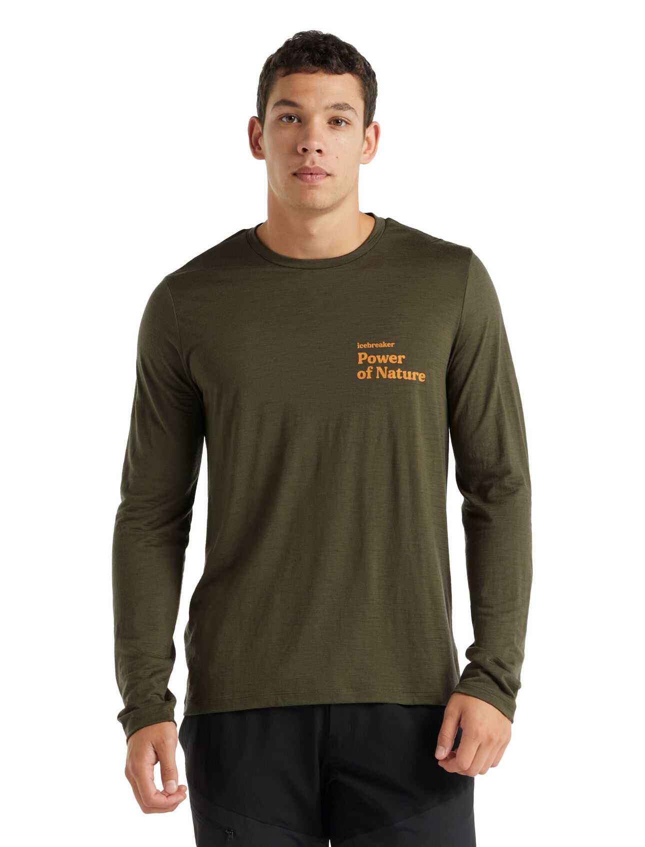Merino Tech Lite II Long Sleeve T-Shirt Power of Nature