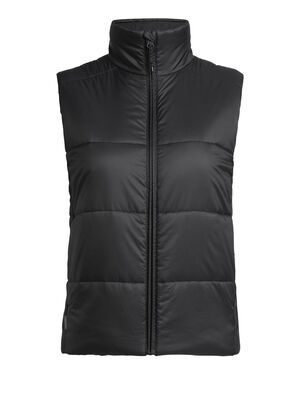 Womens Collingwood Vest Insulated with our innovative 180gm MerinoLOFT™ insulation, the Collingwood Vest has timeless winter style with a nostalgic outdoor aesthetic. The Collingwood Vest combines beauty, simplicity and functionality for any day out in cold temperatures.