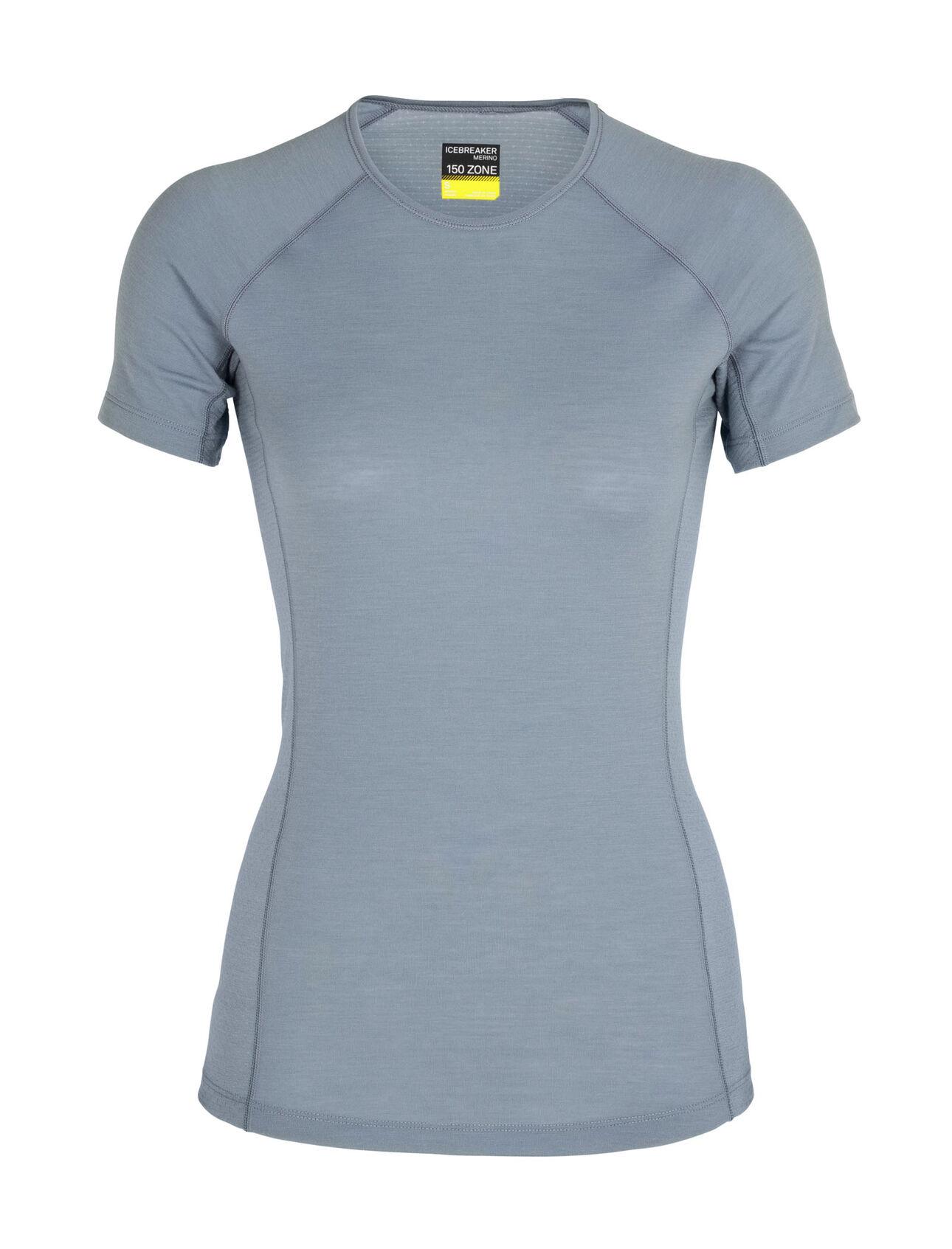 BodyfitZone™ Merino 150 Zone Short Sleeve Crewe Thermal Top
