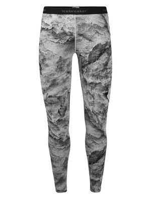 Womens Merino 250 Vertex Thermal Leggings IB Glacier Justin Brice Guariglia, a New York City based artist and photographer known for his work addressing climate change, has partnered with icebreaker. The icebreaker x Justin Brice Guariglia collection features Guariglias remarkable pictures of Greenlands melting glaciers.Inspired by people with purpose, icebreaker provides a platform to raise greater awareness and visibility of the crisis our natural world is facing.  Find out more