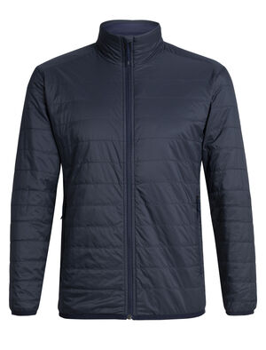 Mens MerinoLOFT™ Hyperia Lite Jacket Featuring an unmatched combination of warmth, lightweight packability and protection from the elements that's crucial for alpine pursuits like climbing, skiing and trekking, the Hyperia Lite Jacket offers technical performance with natural merino insulation.
