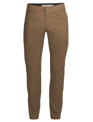 Mens Persist Pants Versatile and stylish men's merino-blend pants that are perfect for travel, hiking or any other adventure on your list, the Persist Pants combine a durable, stretchy face fabric with soft merino wool for total active comfort.