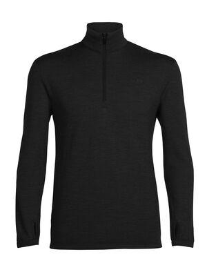 Merino Original Long Sleeve Half Zip Top