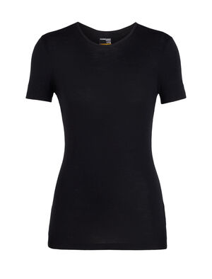 Womens Merino 175 Everyday Short Sleeve Crewe Thermal Top A classic, all-purpose base layer T-shirt made with soft and breathable 100% merino wool fabric, the 175 Everyday Short Sleeve Crewe is as versatile as it is comfortable.