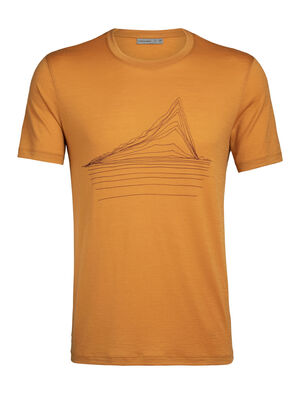 Merino Tech Lite Short Sleeve Crewe T-Shirt Heating Up