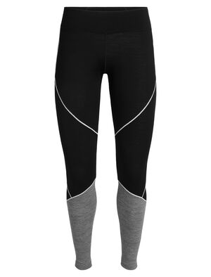 Womens Merino 200 Oasis Deluxe Thermal Leggings Versatile active base layer bottoms made from breathable 100% merino wool jersey, the 200 Oasis Deluxe Leggings are the evolution of our best-selling long underwear.