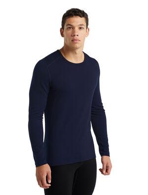 T-shirt manches longues col rond 260 Tech