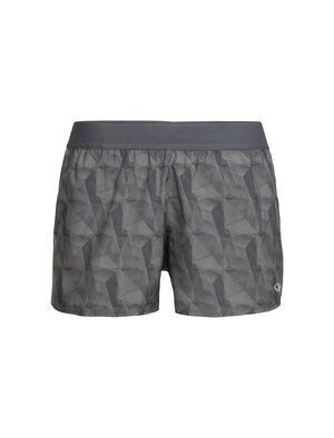 女款 Cool-Lite™ Comet短裤(Folds) Comet短裤(Folds)是一款蕴含先进技术的轻盈短裤,在运动中实现非凡的透气性能,是炎热天气下越野跑、轻装徒步和进行其他高强度运动时的理想穿着。Comet短裤的简约设计实现无拘无束的自如运动,裤身主体采用100%再生涤纶面料,搭配带孔眼的包芯拼接料,进一步提升透气性。用美丽诺羊毛包裹尼龙芯的包芯纤维更加结实耐穿,同时保持柔软亲肤。外裤下方还有一条富有弹性的内置短裤,采用Cool-Lite™平纹针织面料制成,具有良好的支撑性、透气性和快干性。松紧裤腰带来轻薄贴合,侧面的反光饰边有助于在户外跑步时提升能见度。