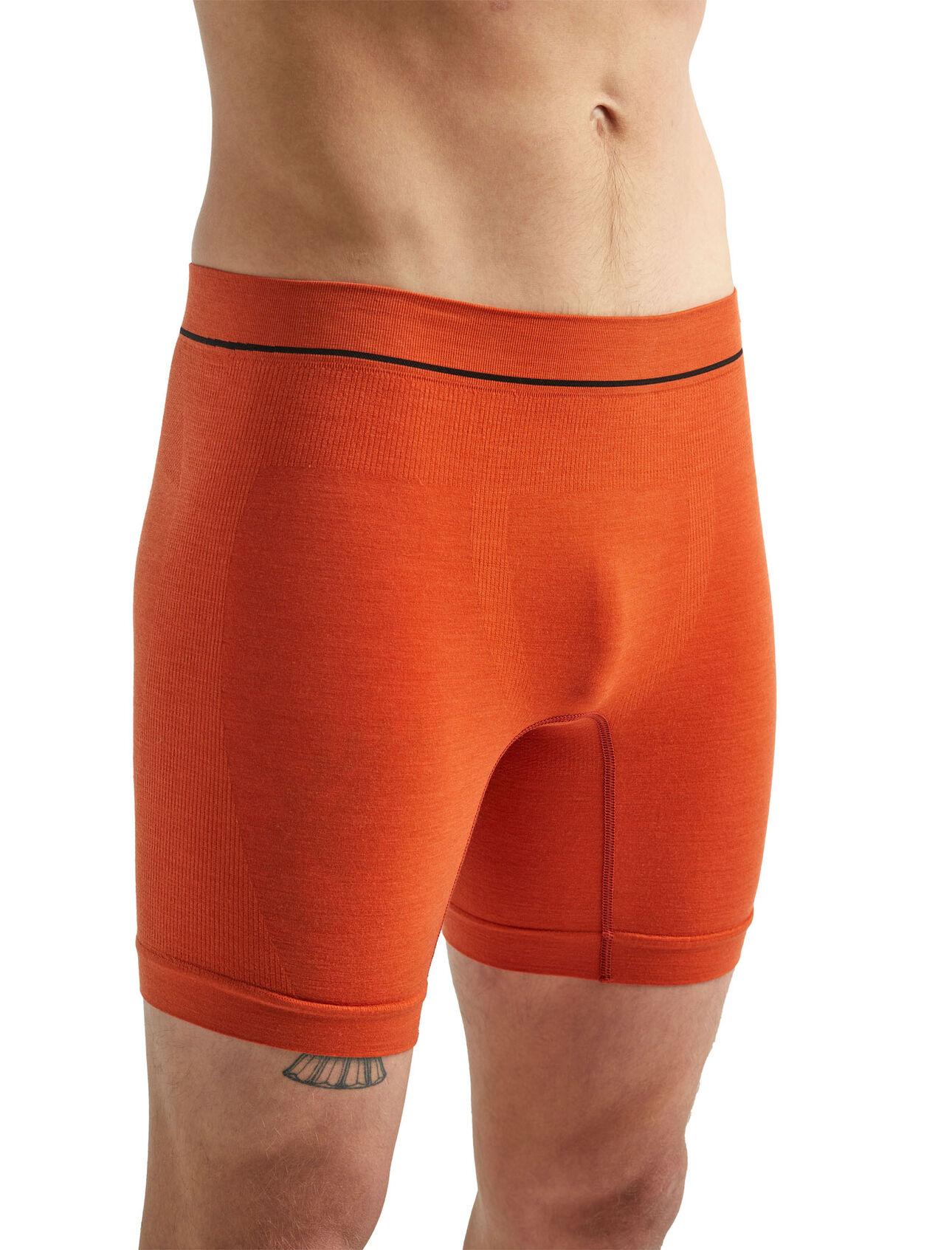 Cool-Lite™ Merino Anatomica Seamless Long Boxers