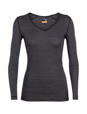 Merino 200 Oasis Long Sleeve V