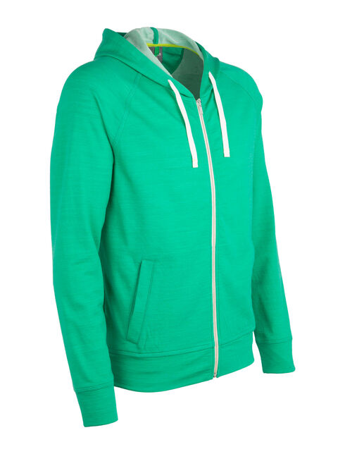 Rover Long Sleeve Zip Hood