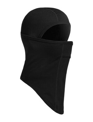 Unisex Oasis Balaclava A midweight merino wool balaclava for active winter days, the odor-resistant Oasis Balaclava insulates and breathes thanks to its merino jersey fabric.