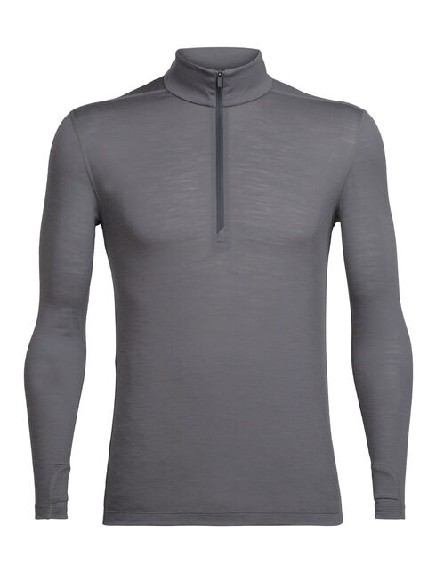 Zeal Long Sleeve Half Zip