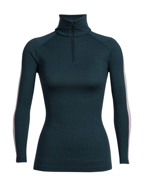 Affinity Long Sleeve Half Zip