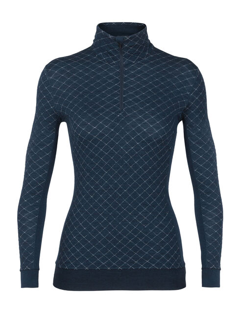 Affinity保暖长袖半拉链上衣