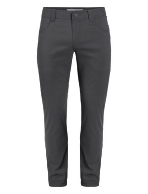 男款 Persist长裤 男款Persist长裤采用耐穿有弹性的布面与柔软的美丽诺羊毛混纺面料,实现舒适穿着,这款长裤用途广泛,是旅行、徒步远足和其他运动的理想选择。