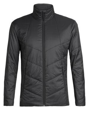 Homme Manteau Helix en MerinoLoft™ Manteau isolé faite en laine mérinos durable et en matériaux recyclés, le Helix Jacket pour homme est une couche intermédiaire hivernale chaude offrant une polyvalence de tous les jours.