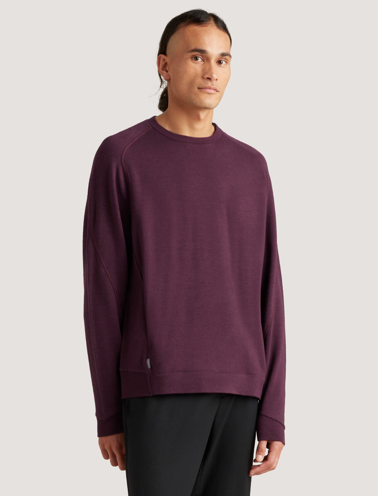 icebreaker City Label Merino Sweatshirt