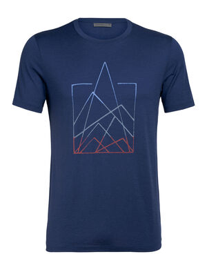 Merino Tech Lite Short Sleeve Crewe T-Shirt 7 Pinnacles