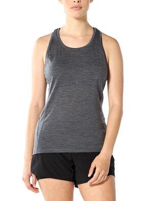 Cool-Lite™美丽诺羊毛Amplify外工字背心上装