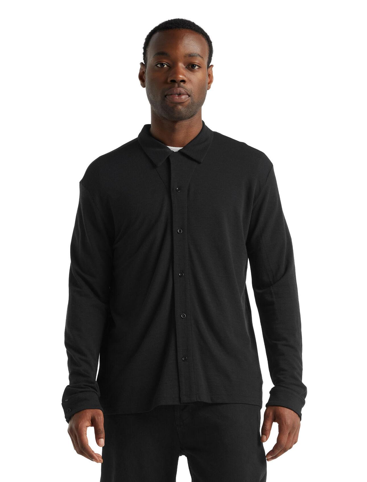 Merino Pankow Long Sleeve Shirt