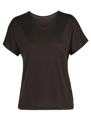 T-shirt réversible manches courtes mérinos Cool-Lite™