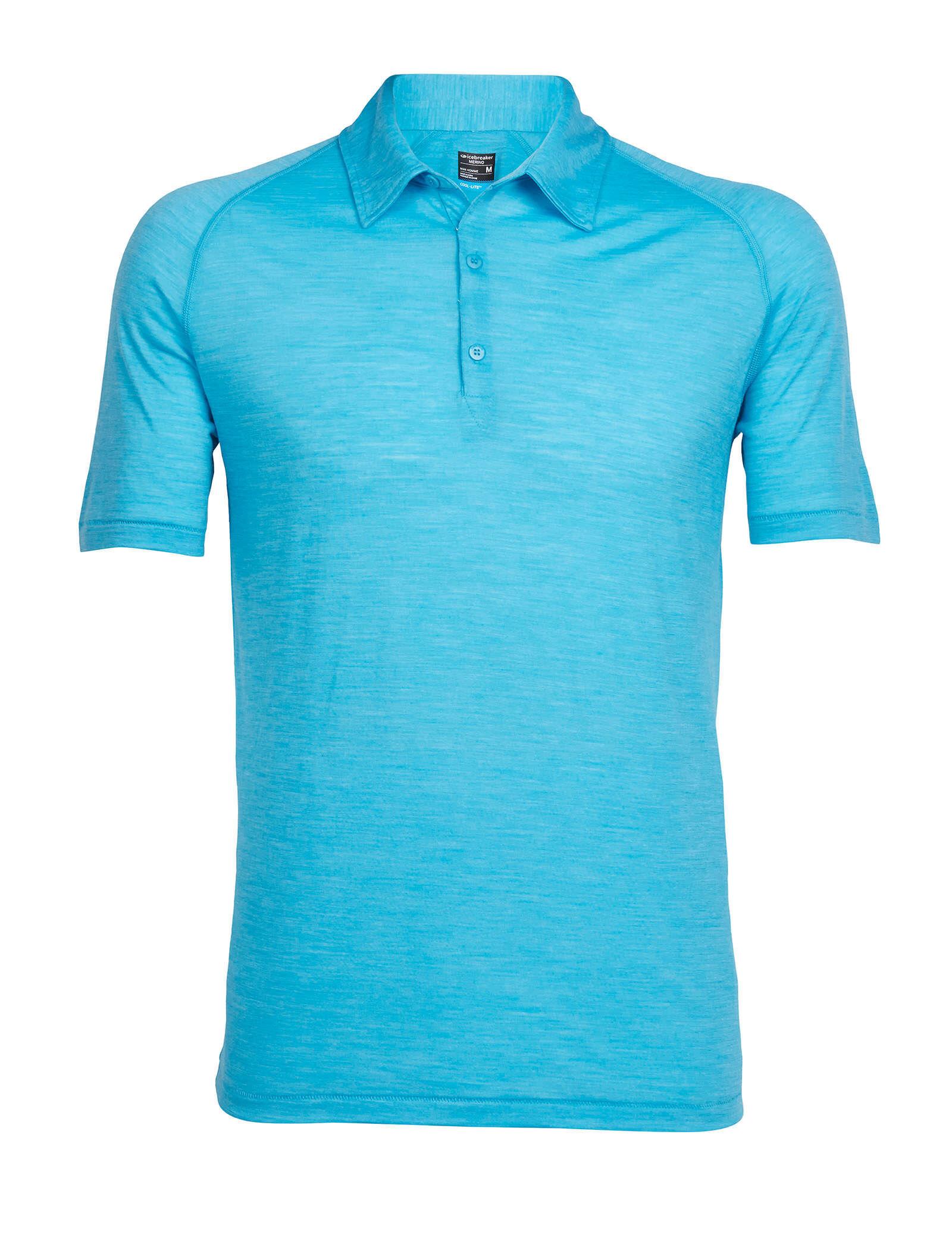 Icebreaker Herren Poloshirts Sphere Short Sleeve