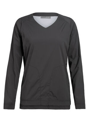 Womens Cool-Lite™ Venturous Long Sleeve Pullover Combining versatile comfort and everyday style, the Venturous Long Sleeve Pullover is an insulated women's merino wool sweatshirt for lightweight warmth in cool weather.