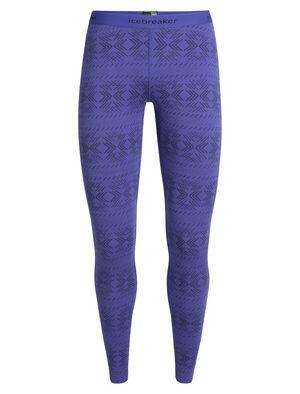 女款 250 Vertex打底裤(Crystalline) 250 Vertex打底裤(Crystalline)是一款中厚的美丽诺羊毛打底裤,可在低温条件下实现出色的保暖透气性能。