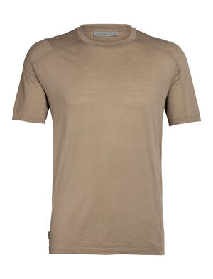 Nature Dye Galen Short Sleeve Crewe