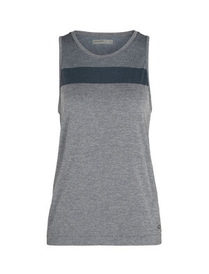Womens Cool-Lite™ Merino Motion Seamless Tank Top  A lightweight and technical training top for year-round performance, the Motion Seamless Tank is stretchy, moisture-wicking, and incredibly breathable.