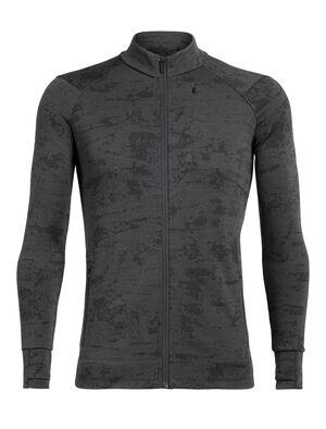 男款 美丽诺羊毛Away II长袖拉链夹克 作为一款用途广泛的美丽诺羊毛中层抓绒衫,Away II长袖拉链外套透气防臭,有效保暖,是您在运动探险中穿着的理想外套。