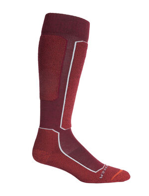 Merino Ski+ Light Over the Calf Socks