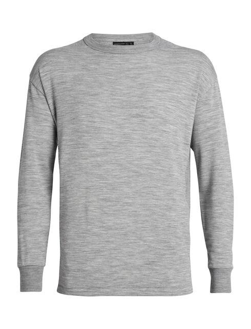 Men's 旅 TABI RealFLEECE® Long Sleeve Crewe