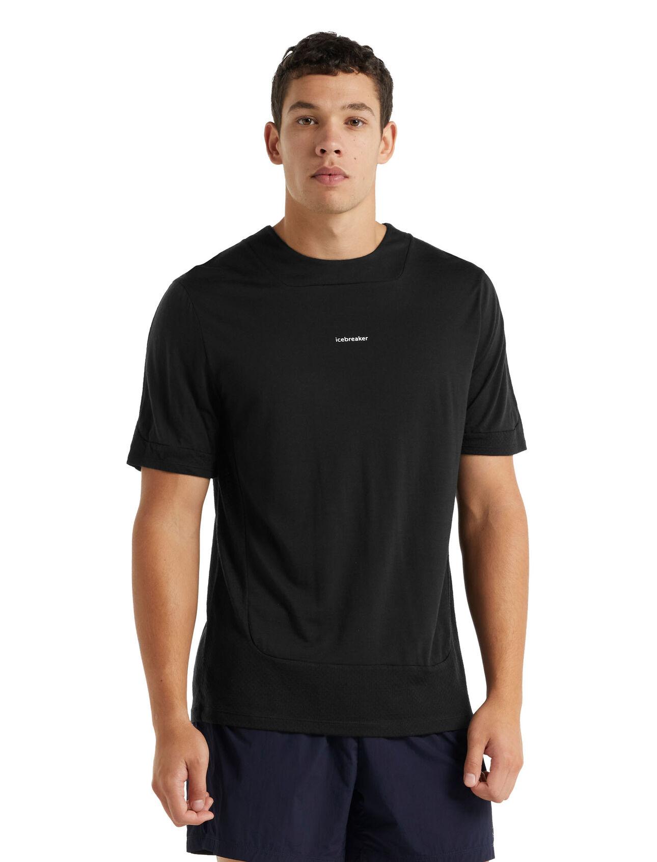 T-shirt manches courtes mérinos ZoneKnit™