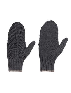Unisexe Moufles Waypoint  Moufles 100% mérinos en tricot classique, douces, chaudes et respirantes, les Waypoint sont essentielles lorsqu'il fait froid.