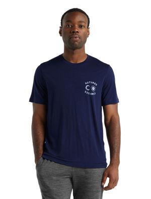 Merino Tech Lite II Short Sleeve T-Shirt Natures Compass