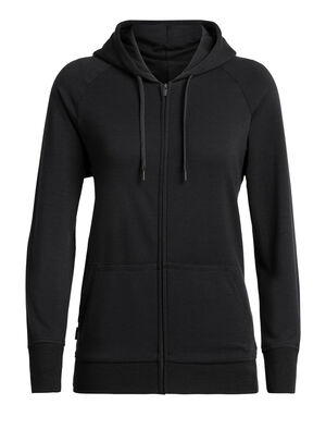 Helliers Long Sleeve Zip Hood