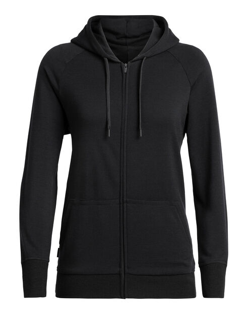 Helliers Long Sleeve Zip Hood