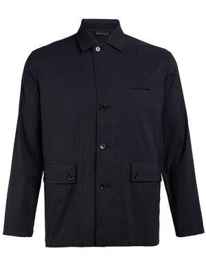 男款 美丽诺羊毛Persist Work夹克 Persist Work夹克来自旅 TABI系列,是一款用途广泛且有型的男款美丽诺羊毛夹克,无论外出旅行还是日常生活,均适合穿着,由我们与日本服装公司GOLDWIN合作制作。