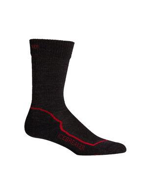Mi-chaussettes légères Hike+ en mérinos