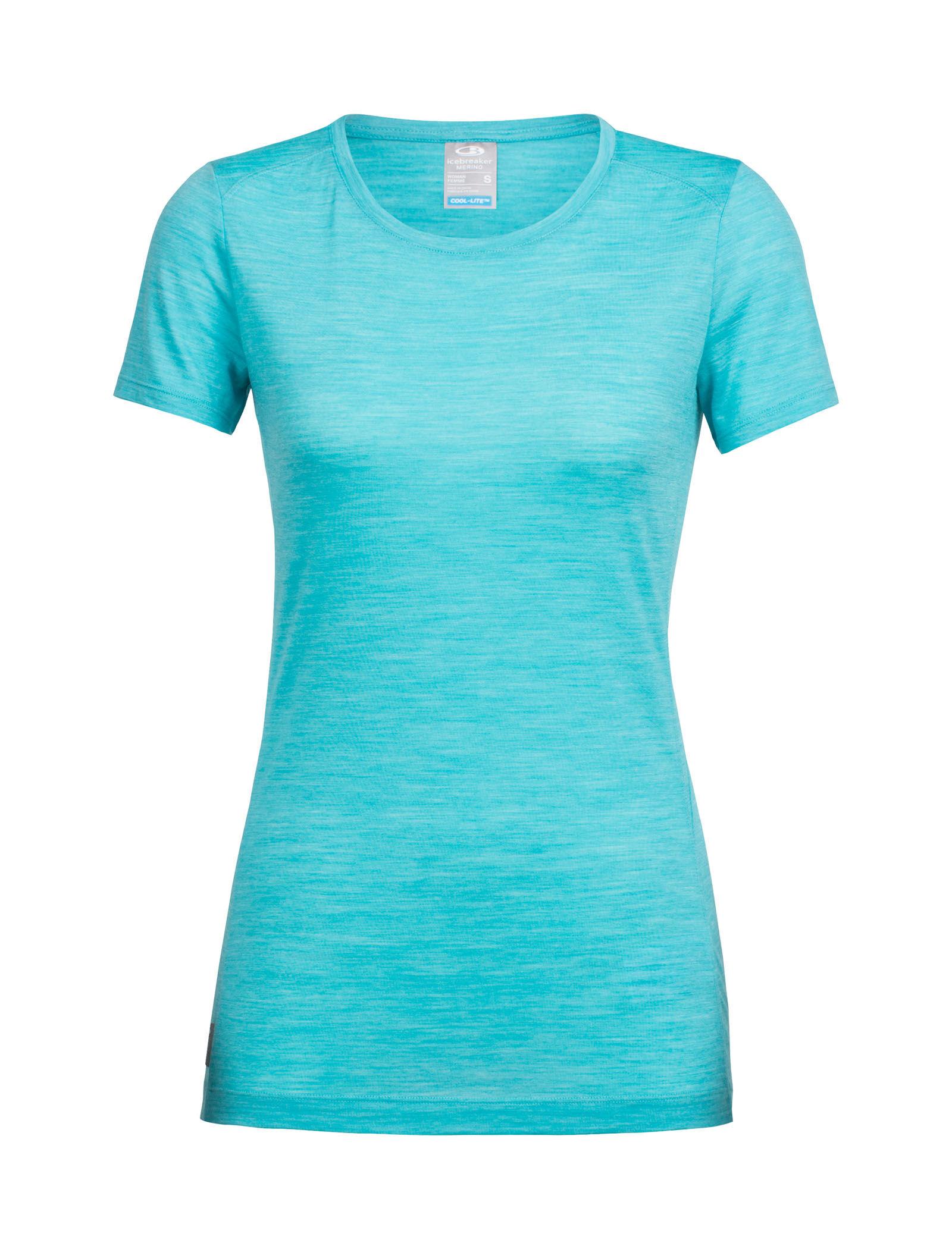 T-Shirt Femme Icebreaker 104090 T