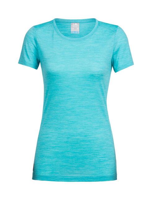 女款 Cool-Lite™ Sphere短袖中低圆领上衣