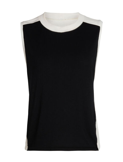 Cool-Lite™ Kinetica无袖圆领上衣