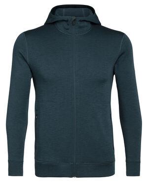 RealFleece® Veste à capuche manches longues zip Elemental