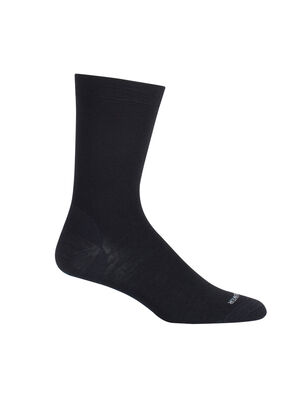 Unisex Merino Lifestyle Fine Gauge Crew Socks Lightweight casual socks perfect for everyday use, the Lifestyle Fine Gauge Crew combines premium merino wool comfort with a durable construction.
